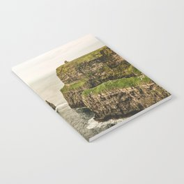 The Cliffs of Moher Notebook