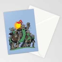The Planetrees Stationery Cards