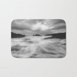 Stormy Morning Bath Mat
