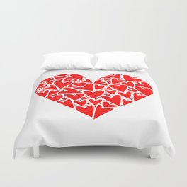 Heart from Hearts Duvet Cover