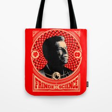 Walter Bishop - Fringe Science (RED) Tote Bag