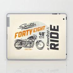 Forty Eight Laptop & iPad Skin