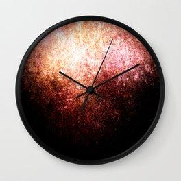 Abstract I Wall Clock