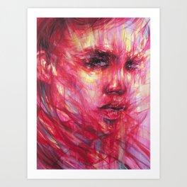 Meridian Art Print