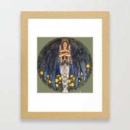"""Koloman (Kolo) Moser """"The art"""" Framed Art Print"""