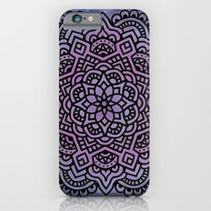 Midnight mandala Slim Case iPhone 6s