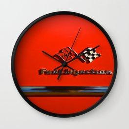 Chevy Wall Clock