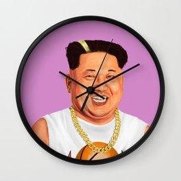 HIPSTORY - Kim Jong Un Wall Clock