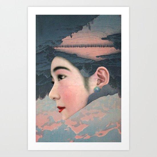 SOUTHEAST Art Print