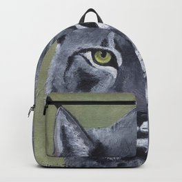 Canadian Lynx Backpack
