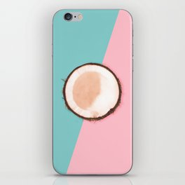 Coconut iPhone Skin