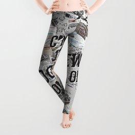 Just Good News Leggings
