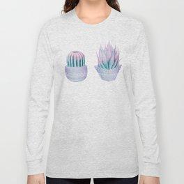 Succulent Haze Long Sleeve T-shirt