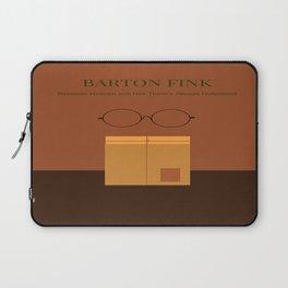 Barton Fink minimalist poster Laptop Sleeve