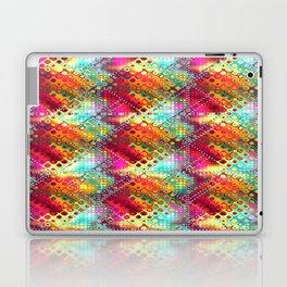 carré losange de couleur Laptop & iPad Skin