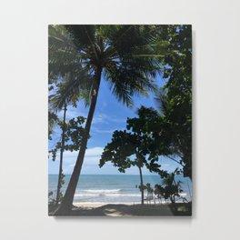 Queensland Australia beach Metal Print