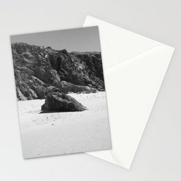 Portuguese beach Stationery Cards