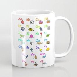 Alphapet Phonics Coffee Mug