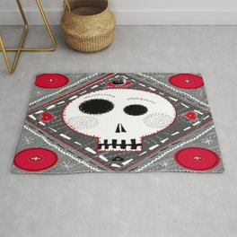 All stitched up Rug
