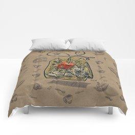 Tea bag Comforters