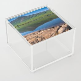 Killary Harbour fjord in Northern Connemara, Ireland Acrylic Box