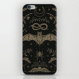 Cemetery Nights iPhone Skin