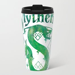 Slytherin Crest Travel Mug