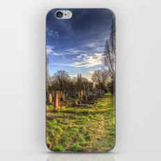 Kensal Green Cemetery London iPhone & iPod Skin