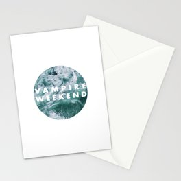 Vampire Weekend Stationery Cards