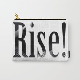 Rise! Carry-All Pouch