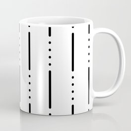 Morse Code #159 Coffee Mug