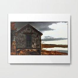 Assateague House I Metal Print