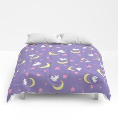 Rabbit of the Moon Comforters