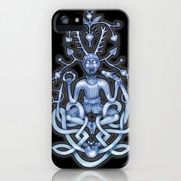 Cernunnous iPhone Case