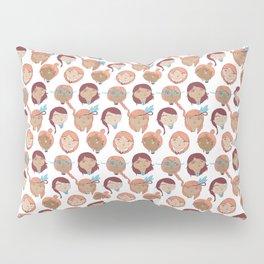 Pattern Project #22 / Girl Gang Pillow Sham