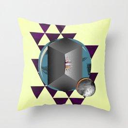 The Fold Throw Pillow
