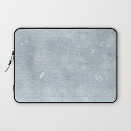distressed chambray denim Laptop Sleeve