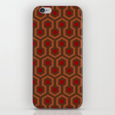 The Overlook Rug Collection iPhone & iPod Skin