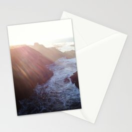 Point Cabrillo Headlands - Northern California Coast Stationery Cards