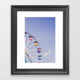 Carefree Summer of Love II Framed Art Print
