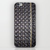 wine iPhone & iPod Skins featuring Wine by Alev Takil