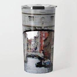 Venice Canal Travel Mug