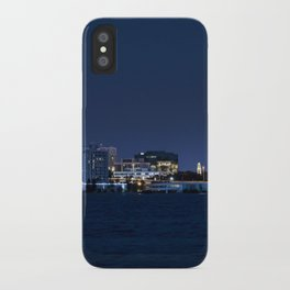 Downtown Clearwater iPhone Case