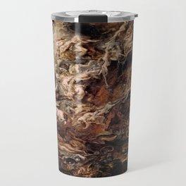 Peter Paul Rubens's The Fall of the Damned Travel Mug