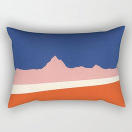 Keough's Hot Springs Rectangular Pillow