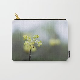 Sassafras Flowers Carry-All Pouch