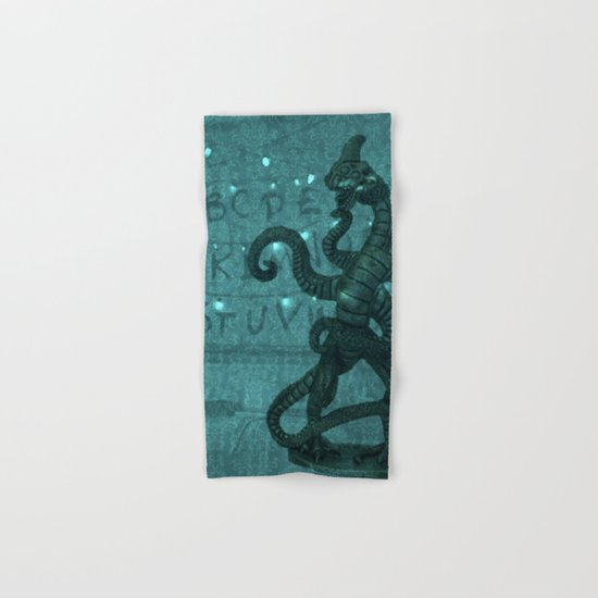 StrangerThings Hand & Bath Towel