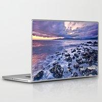 west coast Laptop & iPad Skins featuring West Coast by Cyrus McEachern