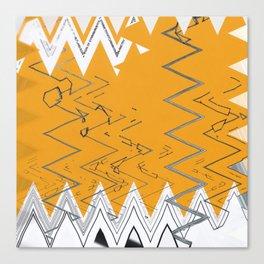 Origin of Symetry - Waves Canvas Print