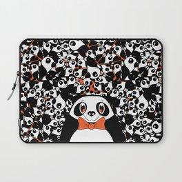 PANDA! PANDA! PANDA! Laptop Sleeve